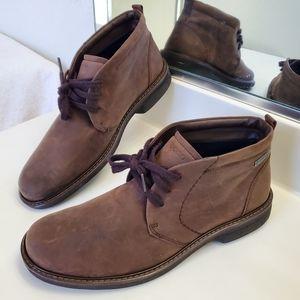 ECCO TURN Premium Chukka Boots
